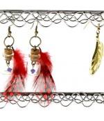 Porte boucle d'oreille Cintre (25 paires)