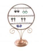 Presentoir boucle d'oreille Sweet Mirror (24 paires) - Cuivre