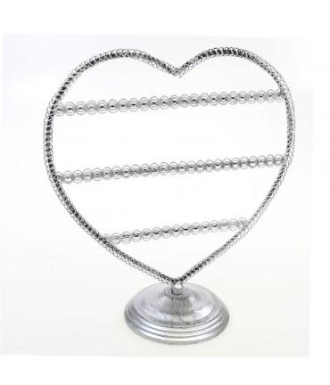 Porte boucle d'oreille Amour (25 paires)