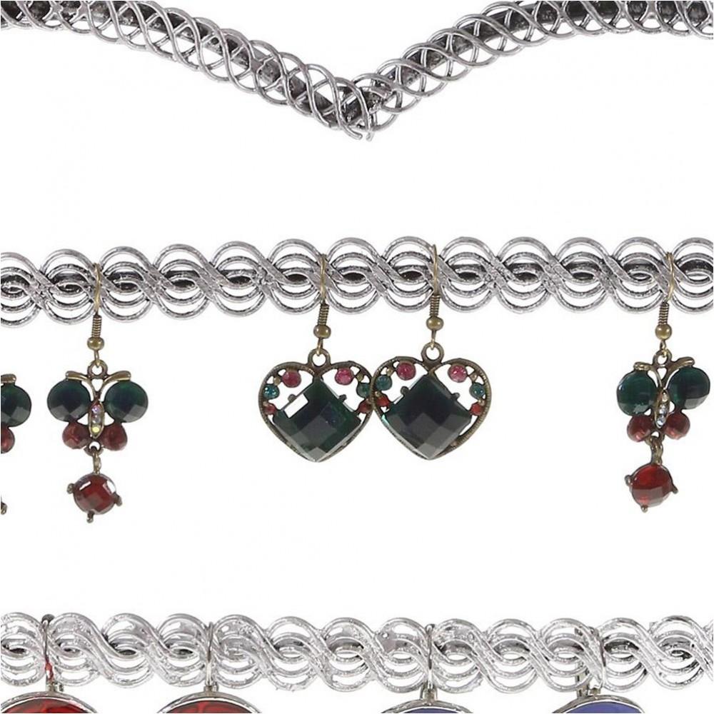 Presentoir boucle d 39 oreille amour pour 25 paires - Porte boucles d oreille ...