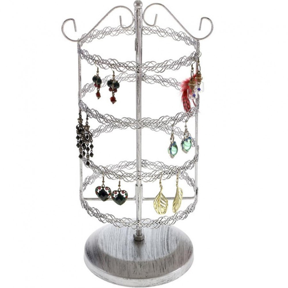 Tourniquet boucle d 39 oreille delicatessen porte bijoux - Presentoir pour boucles d oreilles ...