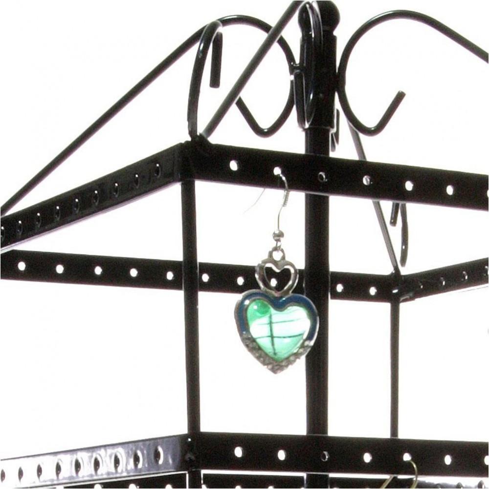porte bijoux grand man ge boucles d 39 oreilles generoso 144 paires ebay. Black Bedroom Furniture Sets. Home Design Ideas
