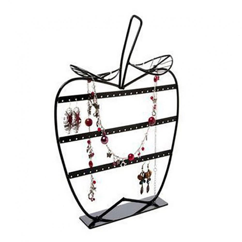 porte boucle d 39 oreille apple presentoir boucle 25 paires. Black Bedroom Furniture Sets. Home Design Ideas