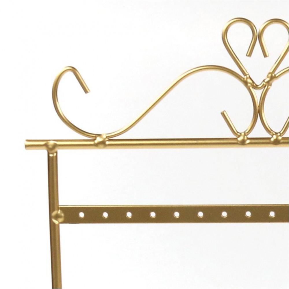 presentoir a boucles d oreilles maison design. Black Bedroom Furniture Sets. Home Design Ideas