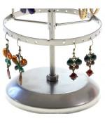 Tourniquet boucle d'oreille Carrousel réglable (54 paires)
