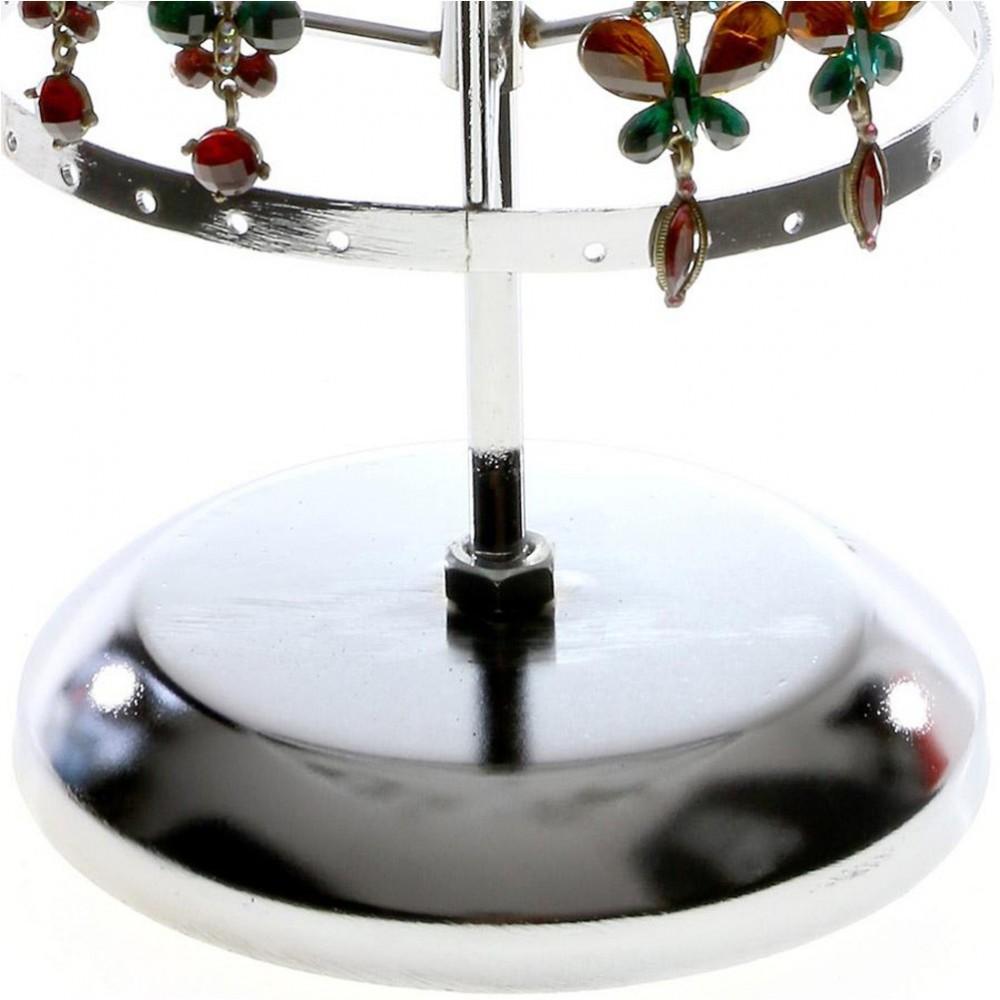 tourniquet boucle d 39 oreille porte boucle pour 54 paires. Black Bedroom Furniture Sets. Home Design Ideas