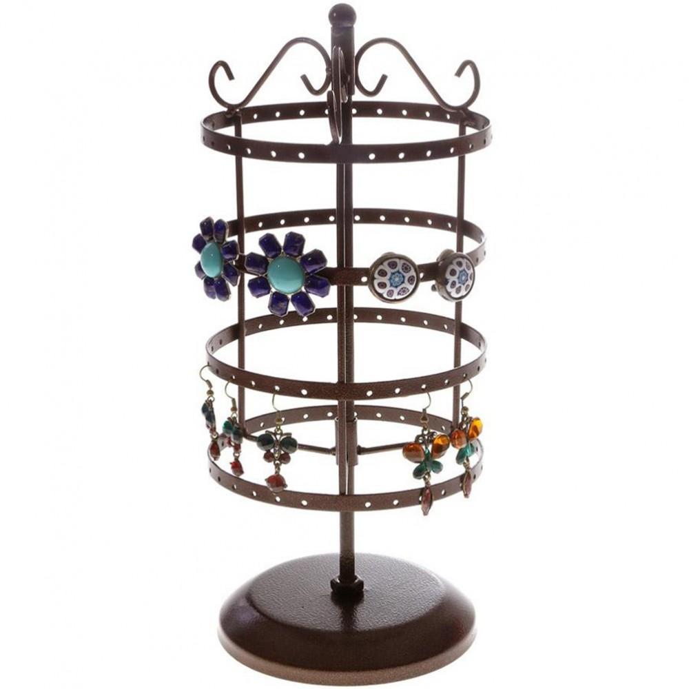 Tourniquet boucle d 39 oreille porte boucle pour 54 paires - Porte bijoux boucle d oreille ...
