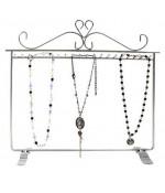 Porte bijoux bracelets, colliers, porte clefs