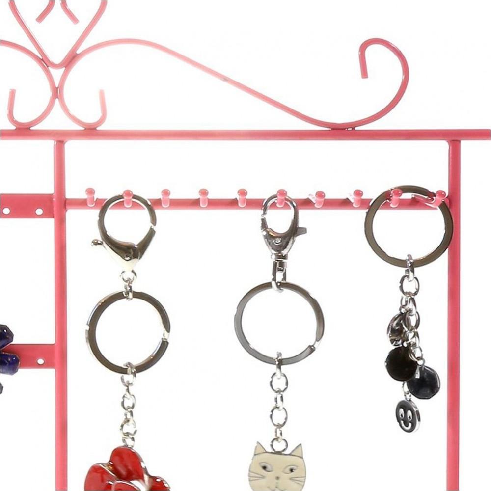 Porte bijoux cadre dressing pour boucle d 39 oreille et collier for Porte boucle d oreille