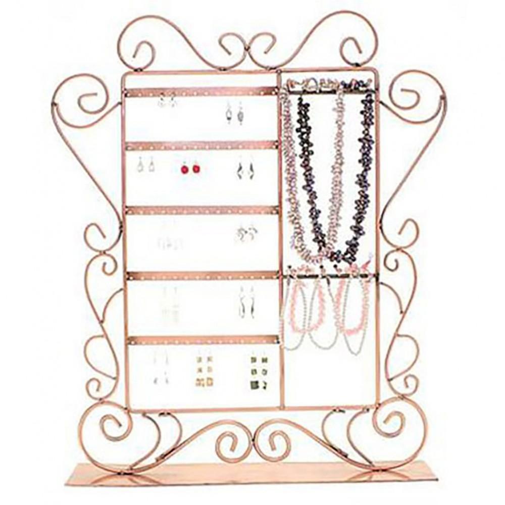 Cadre porte bijoux grand pour colliers bracelet accessoires - Boite a bijoux pour collier ...