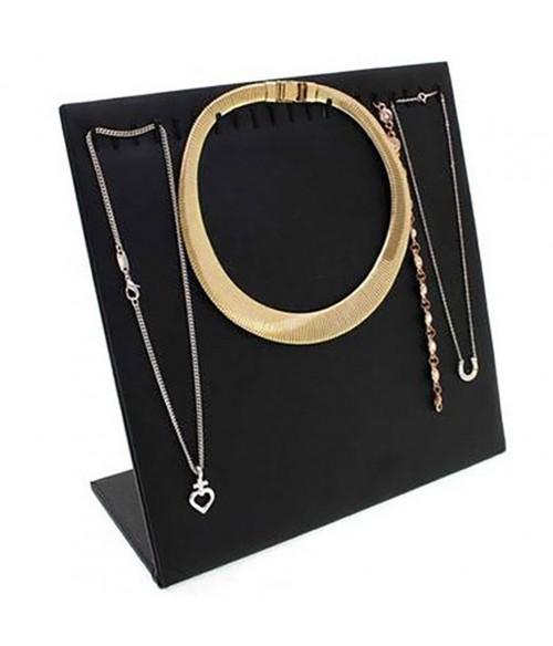 Présentoir ou Porte bijoux pour 20 chaînes, colliers