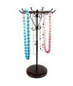 Manège à bijoux ou porte colliers réglable