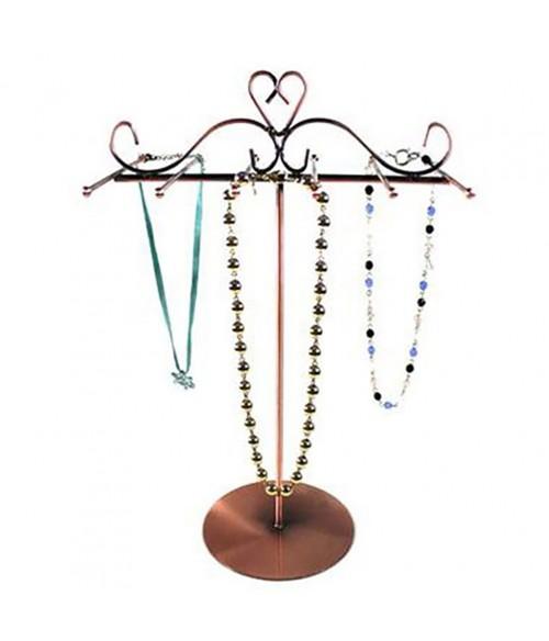 Porte bracelets et colliers Princess H 30 cm (12 bracelets)