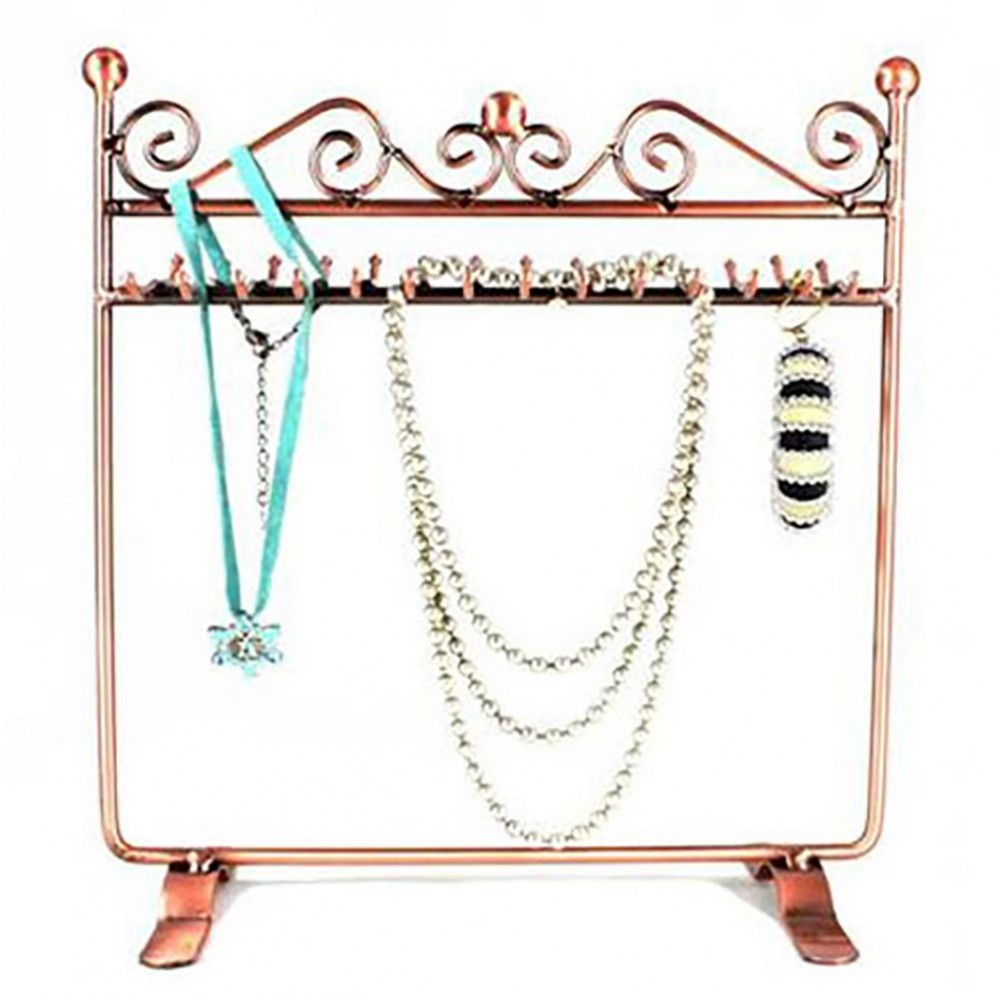 affordable porte bijoux cadre dressing bracelet collier et accessoire cuivre with maison du. Black Bedroom Furniture Sets. Home Design Ideas