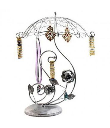 Porte bijoux Umbrella pour collier bracelet et boucles