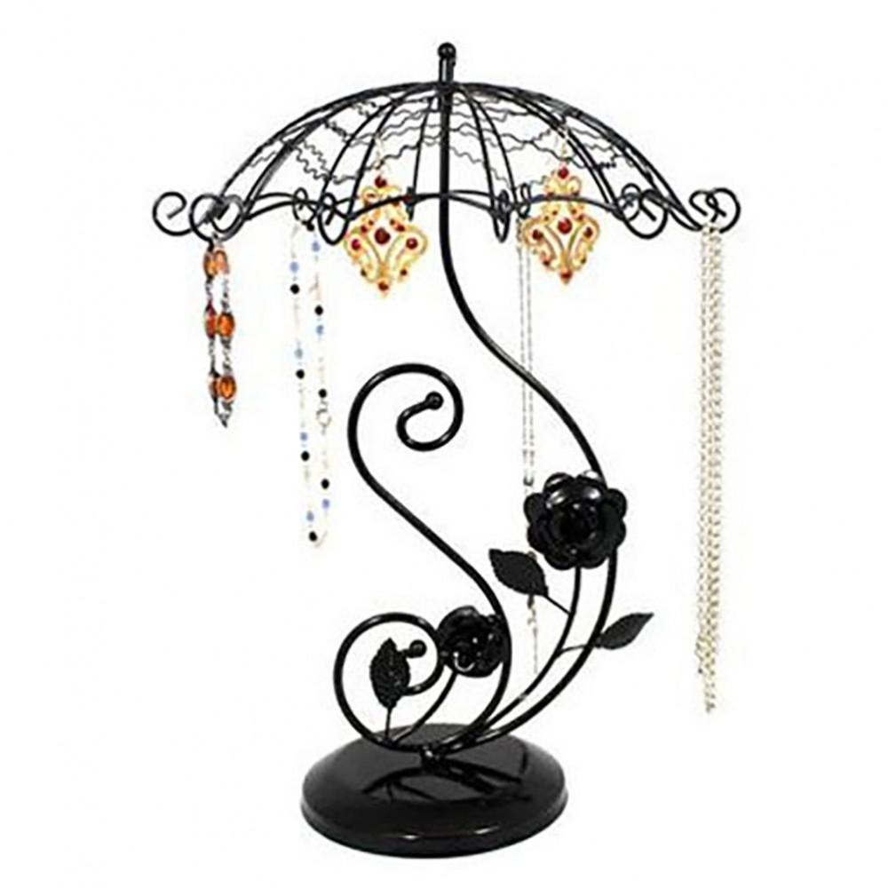 support bijoux mixte umberella pour collier et boucles. Black Bedroom Furniture Sets. Home Design Ideas
