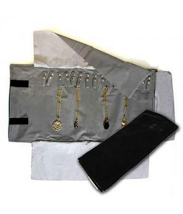 Marmotte pochette bijoux de rangement - Noir