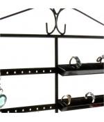 Porte bijoux cadre Duo pour boucle d'oreille et bague