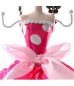 Porte bijoux poupée mannequin Années 50