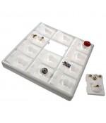 Presentoir bague plateau bijoux Ice cube (12 bagues)
