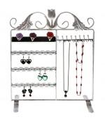 Porte bijoux cadre mixte Tulipe pour collier bague boucles