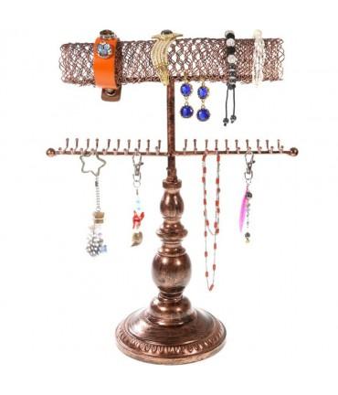 Porte bijoux Queen pour collier bracelet et accessoires