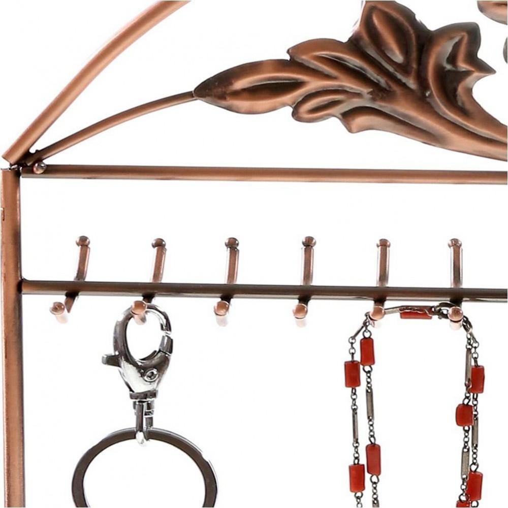 Porte bijoux porte bijoux cadre mixte corbeille baroque for Porte bijoux