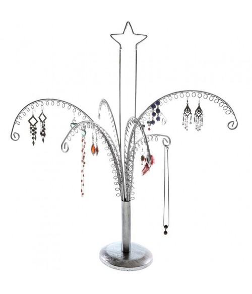 Arbre à boucle d'oreille et bijoux New star 1 (90 paires)