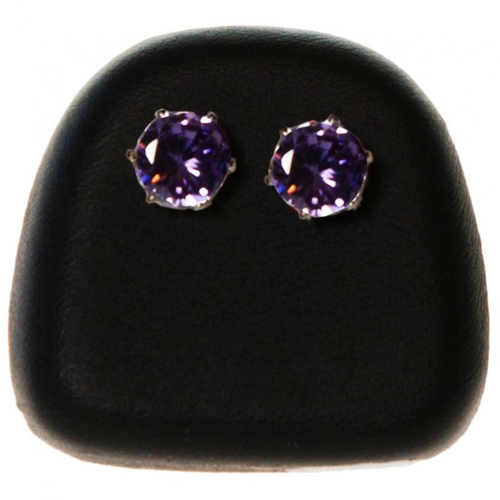 pr sentoir pour boucles d 39 oreilles en simili cuir 1 paire. Black Bedroom Furniture Sets. Home Design Ideas