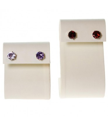 Support boucle d'oreille S pour bijouterie (1 paire) H 6 cm
