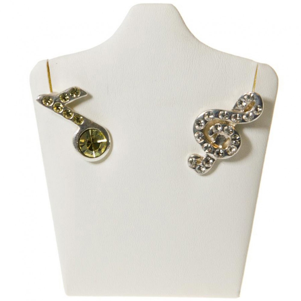 porte bijoux mini buste porte bijoux collier ou boucles d. Black Bedroom Furniture Sets. Home Design Ideas