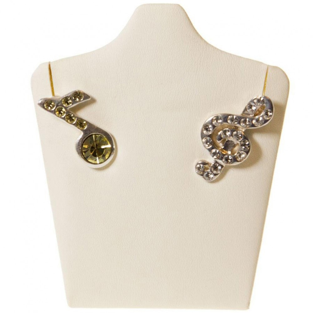 Porte bijoux mini buste porte bijoux collier ou boucles d - Porte bijoux buste ...