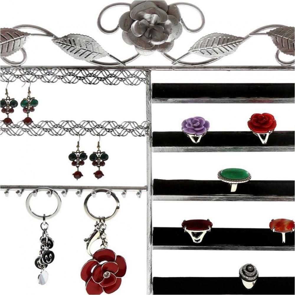 porte bijoux porte bijoux cadre mixte lorraine pour bracelet bague boucle ebay. Black Bedroom Furniture Sets. Home Design Ideas