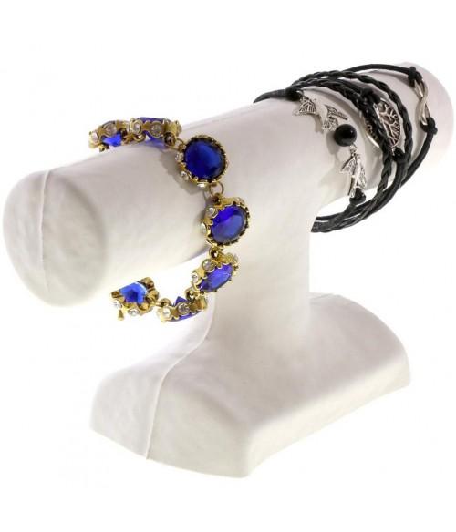 Support bracelet 1 jonc en papier mâché