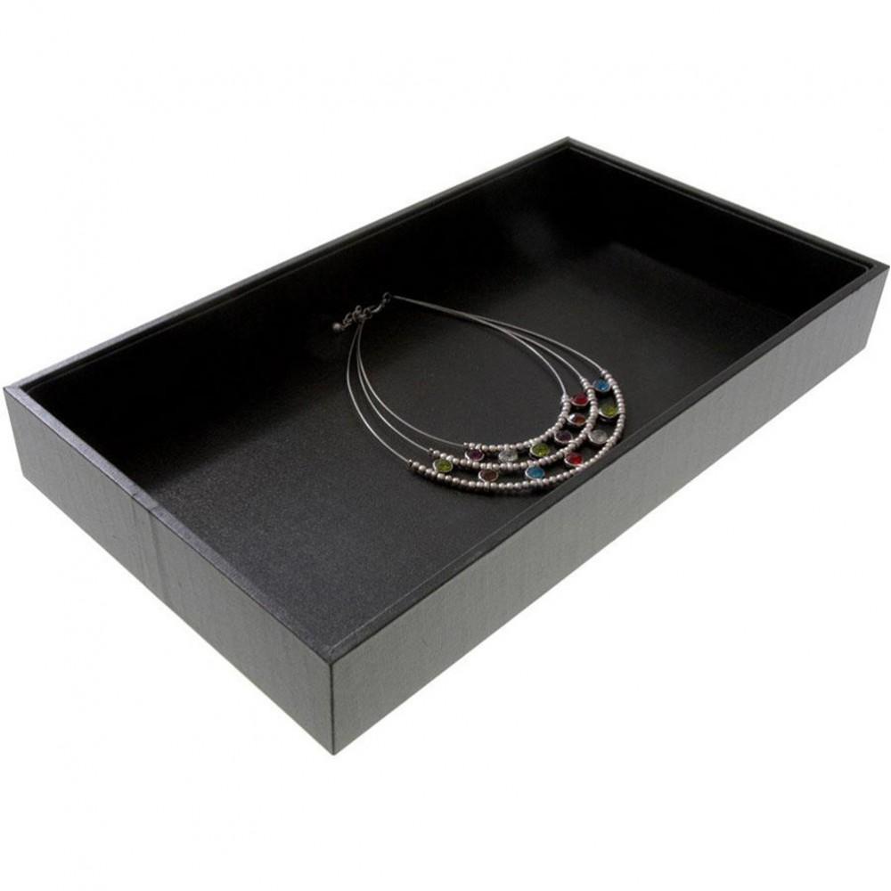 plateau bijoux presentoir boucle d 39 oreille bracelet collier. Black Bedroom Furniture Sets. Home Design Ideas