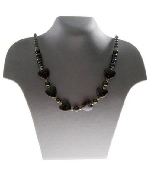 Buste presentoir collier Silhouette Epaules 15 cm