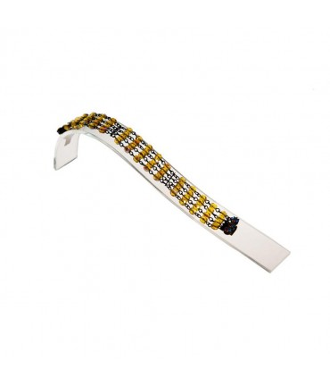 Support bracelet Toboggan en acrylique - Transparent