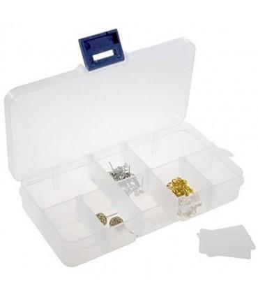 bo tes de rangement pour bijoux perles ou autres accessoires pr sentoirs pour bijoux. Black Bedroom Furniture Sets. Home Design Ideas