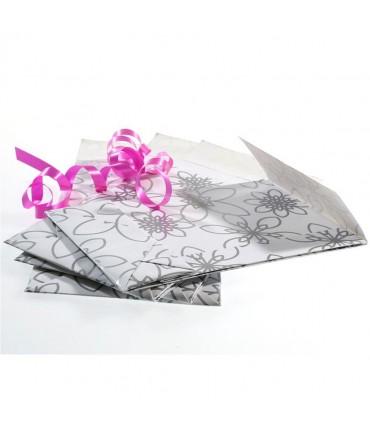Pochette cadeau Noël à motifs de haute qualité ( 50 pièces ) (L) 140 x (l) 55 x (H) 230