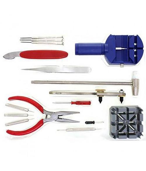 Kit outils horloger pour la réparation de montres