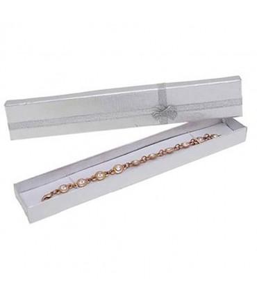 Ecrins 4x21 pour bracelets pour l'emballage de bijoux (12 pièces)