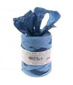 Bolduc raphia emballage cadeau bicolore (200 mètres) - Marine