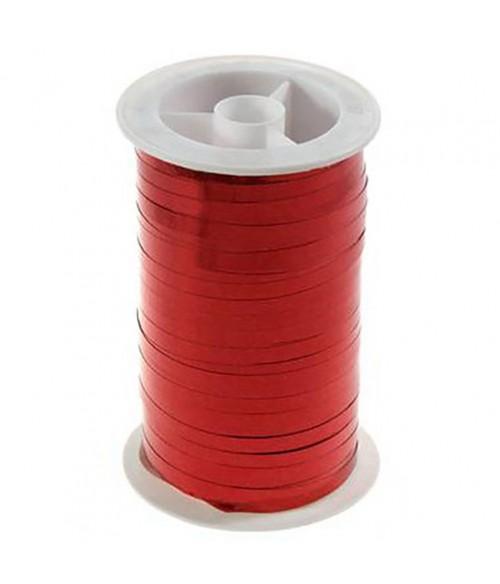 Bolduc 4,8 mm ruban papier cadeau brillant (100 mètres)