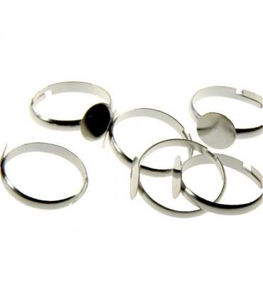 Support bague réglable 18 mm tamis 10 mm (10 pièces)
