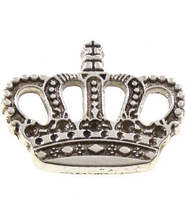 Connecteur The Queen (5 pièces) - Argenté