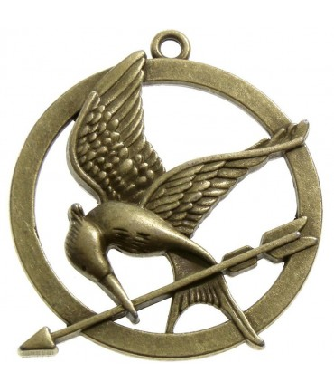 Breloque pendentif grand Hunger Game