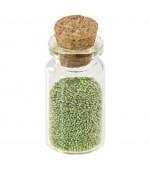 Microbilles caviar irisées en fiole - Anis