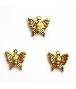 Breloque pendentif Papillon (20 pièces)