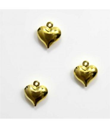 Breloque pendentif Cœur (20 pièces)