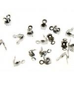 Cache nœud avec anneau (100 pièces) - Gris